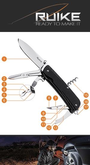 Каталог ножей Ruike
