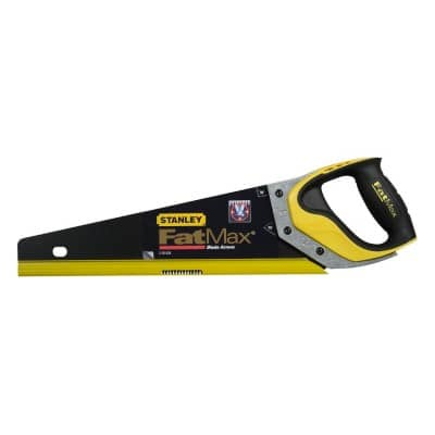 Ножовка Stanley FatMax Appliflon 380mm 7tpi, 2-20-528