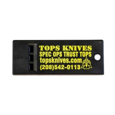 Свисток TOPS Knives Survival Whistles